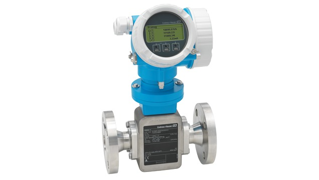 The flowmeter for smallest flow rates with genuine loop-powered technology