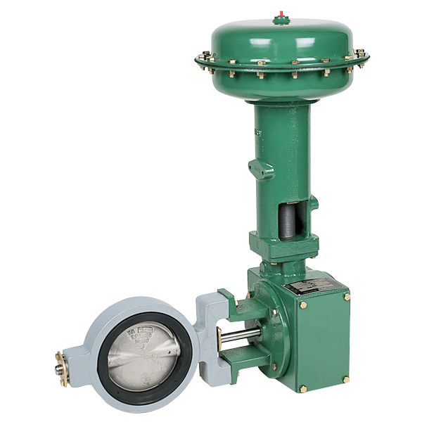 9500 Butterfly Control Valve