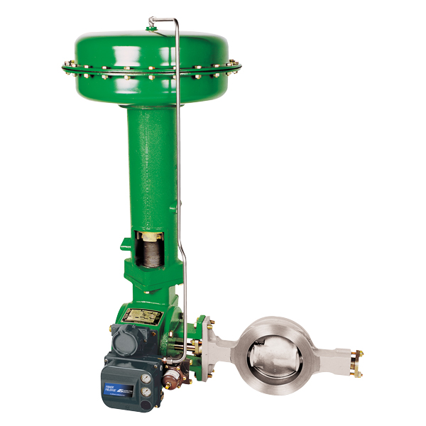 8500 Butterfly Control Valve
